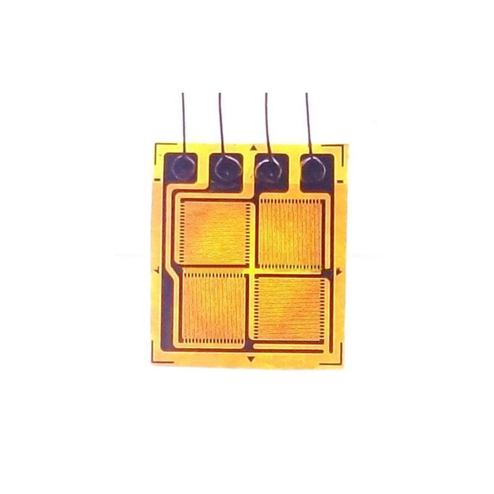 Taidacent Customizable High-precision Foil Resistance Electronic Strain Gauge Pressure Transduser Full Bridge Strain Gauge