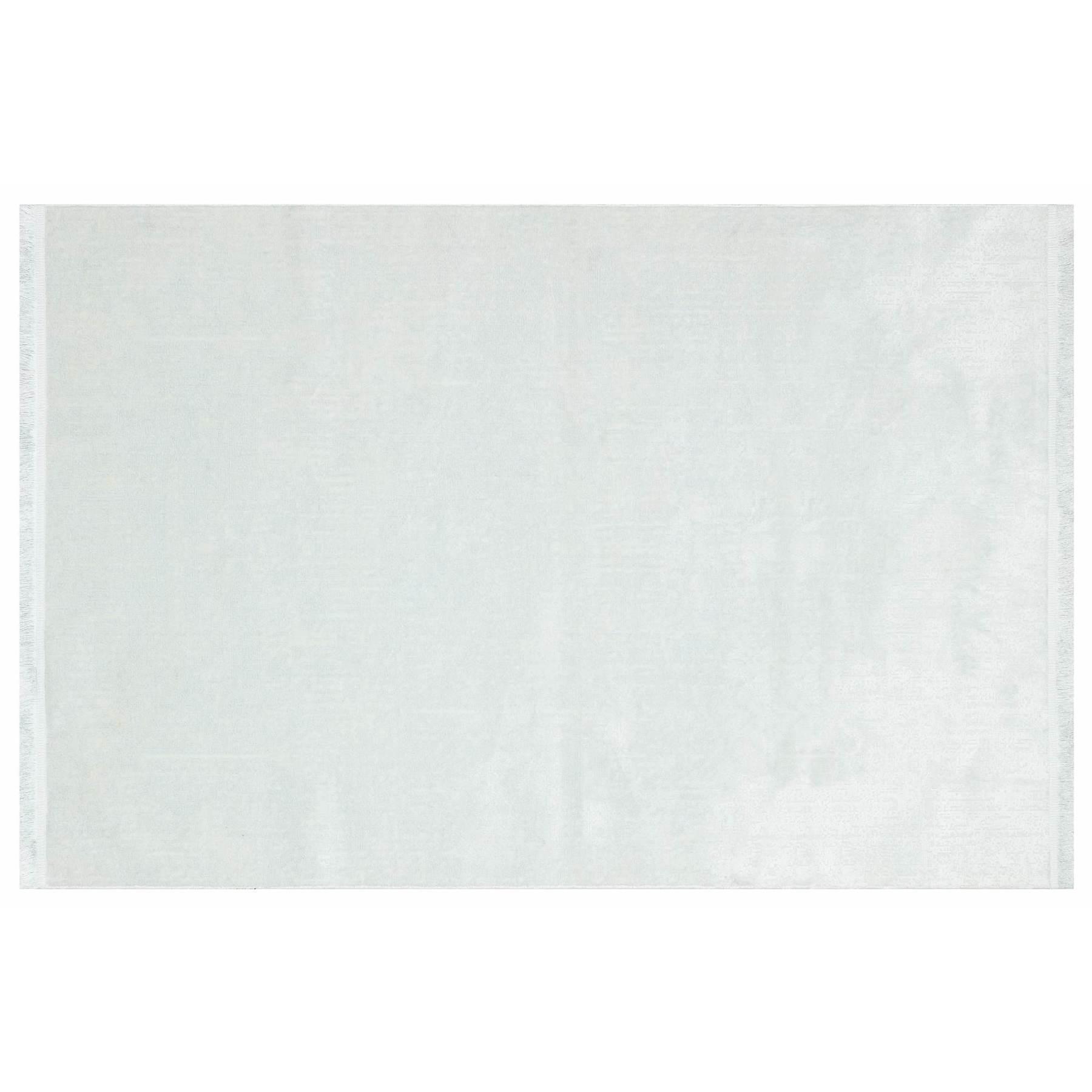 Apex Lucca 7 'x 10' полипропиленовый белый ковер