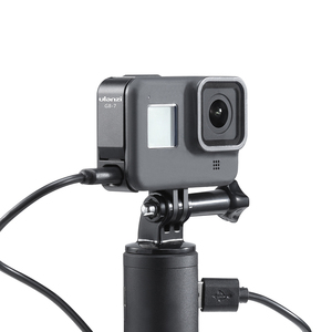Image 4 - Gopro Hero Black 8 Vlog Accessories Battery Cover Lid Removable Type C Charging Cover Port for Gopro 8 Battery Cover Case Tropod
