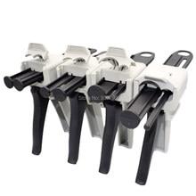 10:1 2:1 1:1 1:2 50ml 75ml Cartridges Manual Dual Component Adhesive Applicator Gun Acrylic Adhesive AB Glue Epoxy Applicator