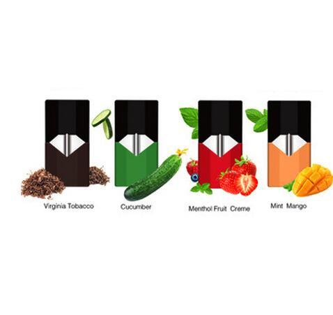 20pcs Pods With 0.7ml Capacity Cartridge Pod 1.4ohm Coil Resistance Refillable Pod For E-Cigarettes Vape Juul Device Pen