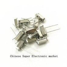 50PCS 8MHZ Oscillator HC49S 8M Crystal HC49
