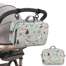 Mommy Bag Maternity Bag Swaddle Stroller Bag Diaper Bag Travel Bag Swaddle Bag for Stroller Nappy Bag Maternity Bag Hospltal