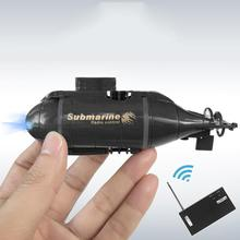 Remote Control Submarine Smart Electric Submarine Boat Simulation Diving Toy Fish Tanks And Baths For Children