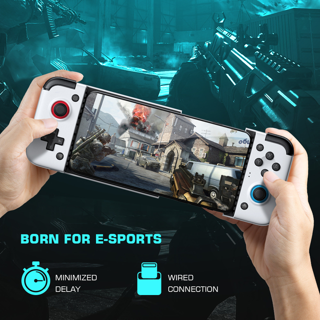 GameSir X2 Mobile Gamepad Gaming Controller for Xbox Game Pass, PlayStation Now, STADIA, GeForce Now, Cloud Gaming [All series] 2