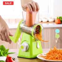 قطاعة الخضراوات المستديرة قطاعة البطاطس الجزرة الجبن التقطيع منتج أغذية أداة تقطيع الخضروات أدوات المطبخ الأسطوانة-في ماكينة المطبخ من الأجهزة المنزلية على