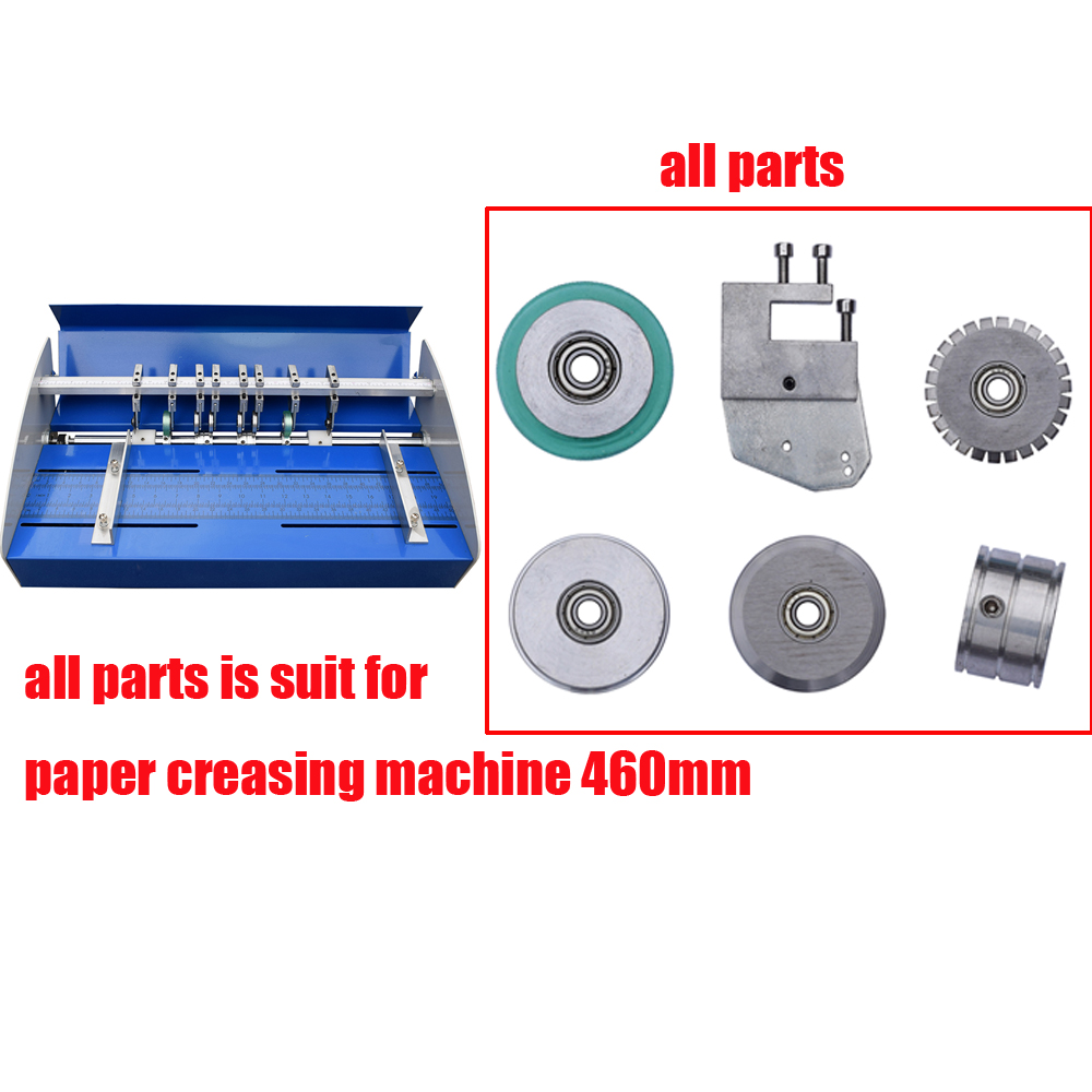 Round Blade\pressing Machine\filming Machine Creasing Machine Tool Holder Electric Paper Creasing Machine