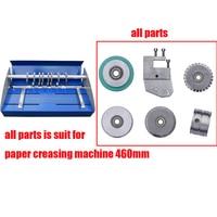 Máquina de prensado de hoja redonda, soporte de herramientas de Máquina de plegado, Máquina de plegado de papel eléctrico