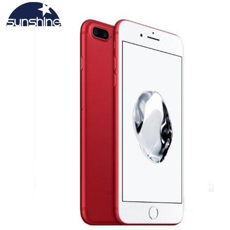 Original apple celular 7 plus 32g/128g/256g impressão digital 4g iphone desbloqueado 5.5 12.12.0mp lte telefone móvel 3g ram rom quad-core