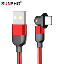 540 degree rotation Mobile Phone Cables