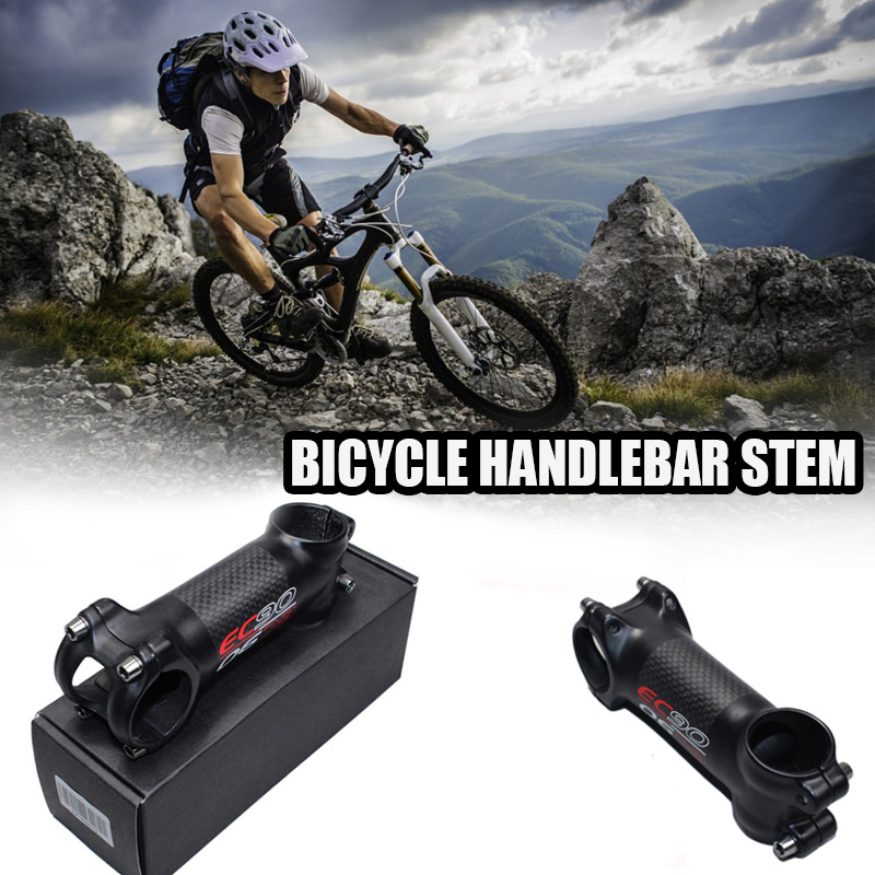 Adjustable Bicycle MTB Bike Aluminum Short Handlebar Stem Riser 28.6//31.8mm