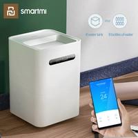 SMARTMI Evaporative Humidifier 2 for home Air dampener Aroma diffuser essential oil mist maker