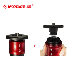 Image 3 - DIGITALFOTO IFOOTAGE COBRA 2 STRIKE A150S Aluminium Alloy Professional DSLR Video Camera Monopod Lightweight Durable Portable
