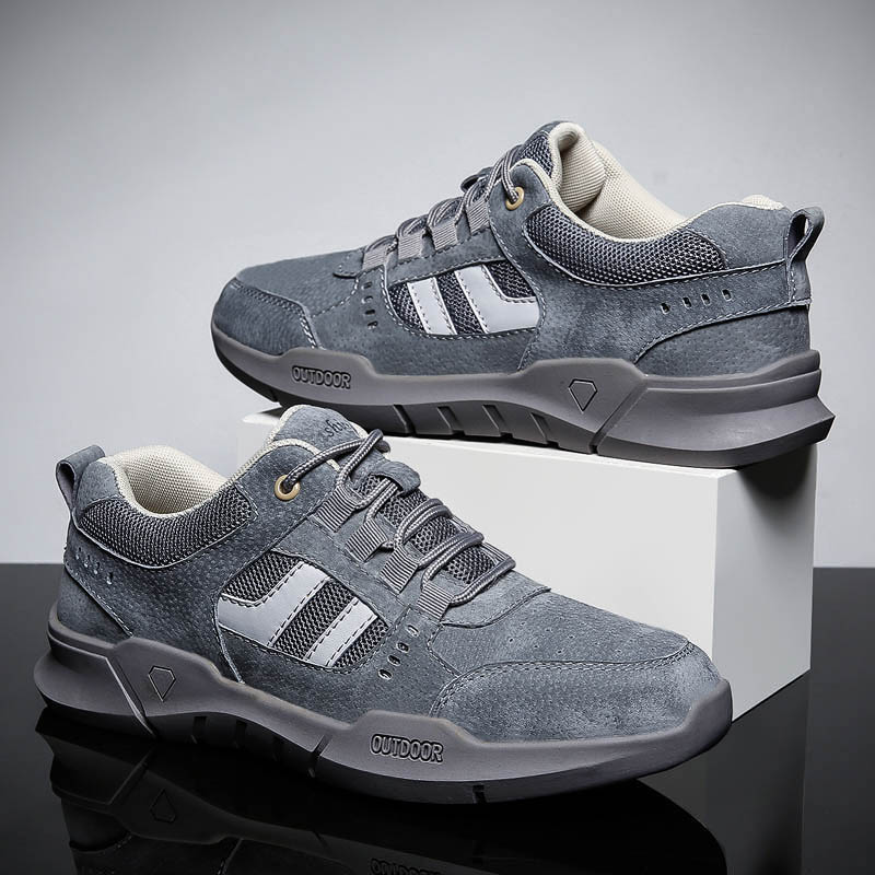 2020 New Mesh Sneakers Men Comfortable Breathable Shoes Mens Summer Casual Shoes Fashion Man Lace-up Flat Sports Running Shoes