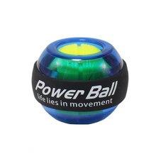 Bola de pulso led trainer relaxar giroscópio bola de alta qualidade bola de energia muscular gyro braço exercitador máquina ginásio equipamentos fitness