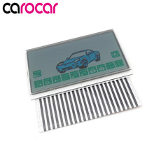 Carocar A9 LCD display flexible cable for Starline A9 remote controller A9 LCD display flexible cable a9 cb a9 cc