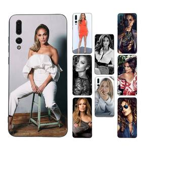 Babaite Jennifer Lopez Phone Cover For Huawei Mate 30 Pro P20 P30 P40 pro lite Y7 Y6 2019 for Honor 8X 8A 10 20lite 10i image