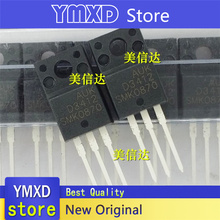 10pcs/lot New Original SMK0870 TO220F Field Effect Tube StrAight In Stock