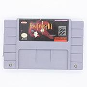 FF III 16 bity gry w wersji amerykańskiej