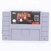 "FF III 16 ביטים משחק cartidge ארה""ב גרסה"