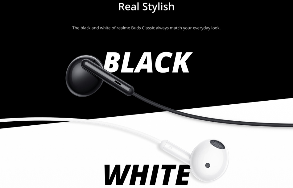Realme Buds Classic Wired Earphones 6