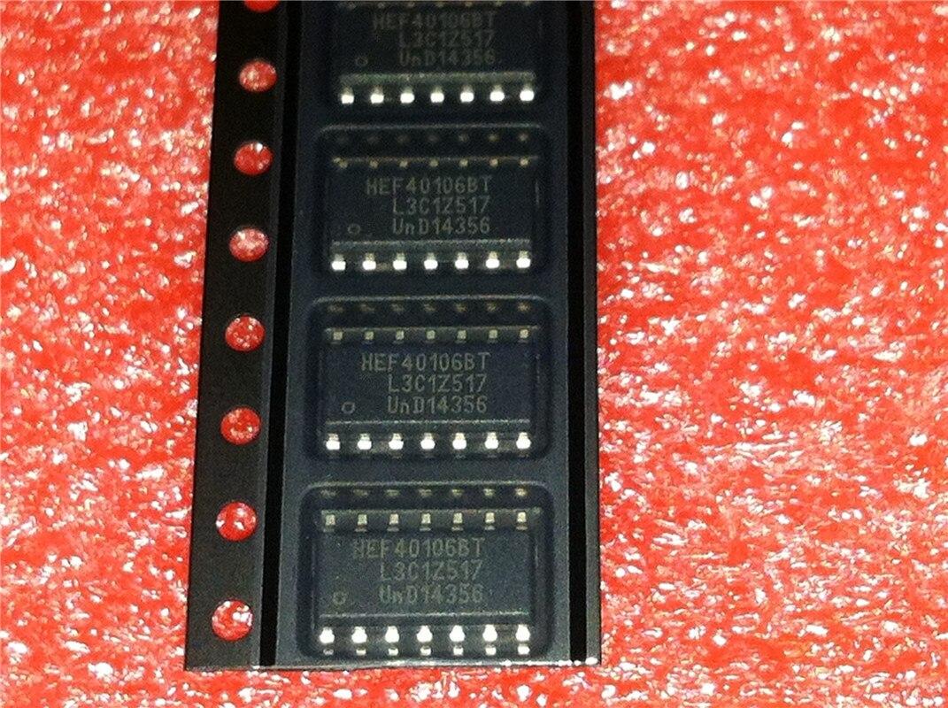 1pcs/lot HEF40106BT HEF40106 SOP-14