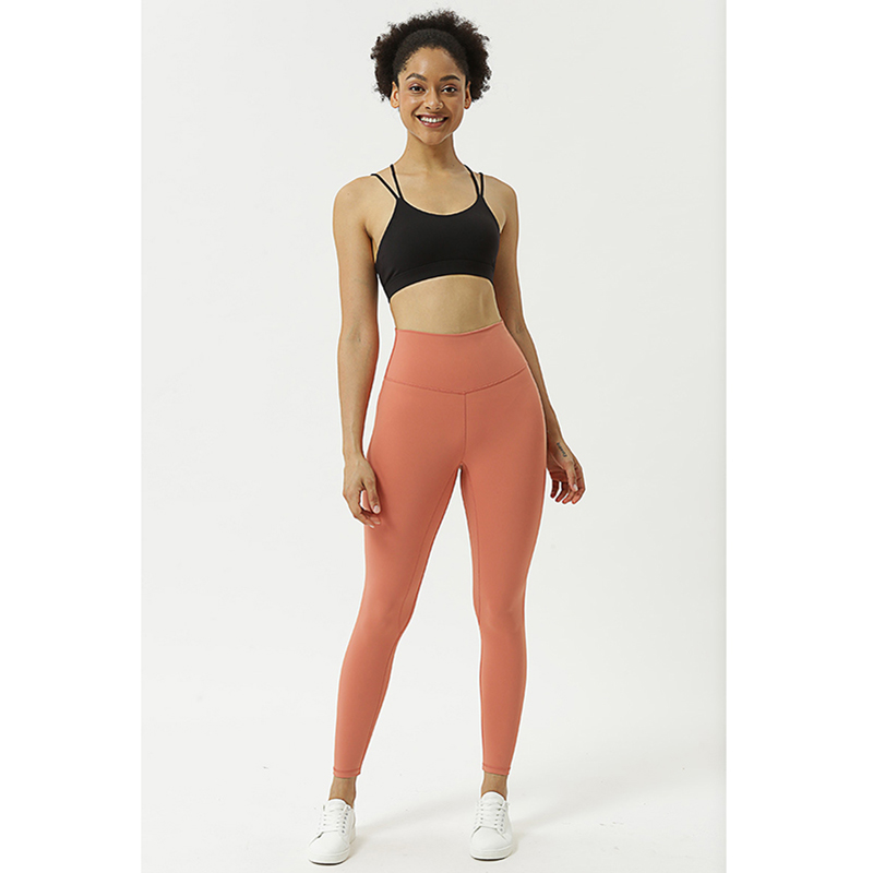 Vnazvnasi GYM Leggings Women Fitness High Waist Yoga Pants Elastic Sportswear Butt Lift Running Workout Tights
