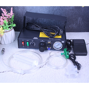 220V TAYB-982 Semi-Auto Pedal type Epoxy manual tool quick-drying glue AB machine - discount item  8% OFF Welding & Soldering Supplies