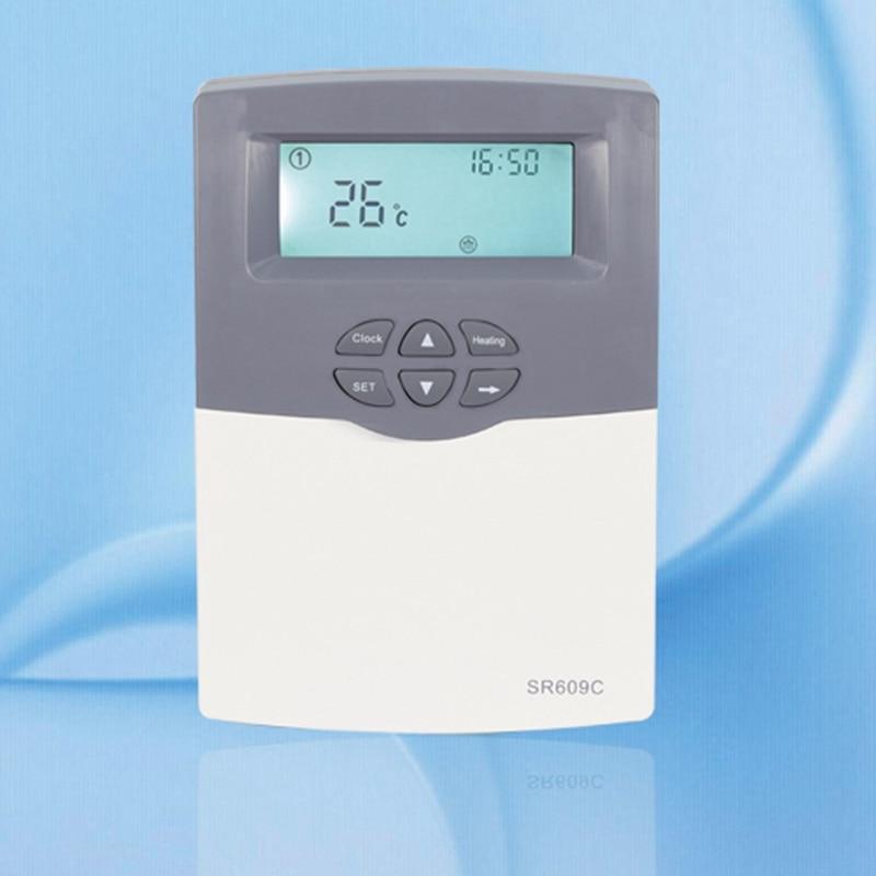 SR609C Intelligent Solar Controller for Integrated Pressurized Solar Water Heater