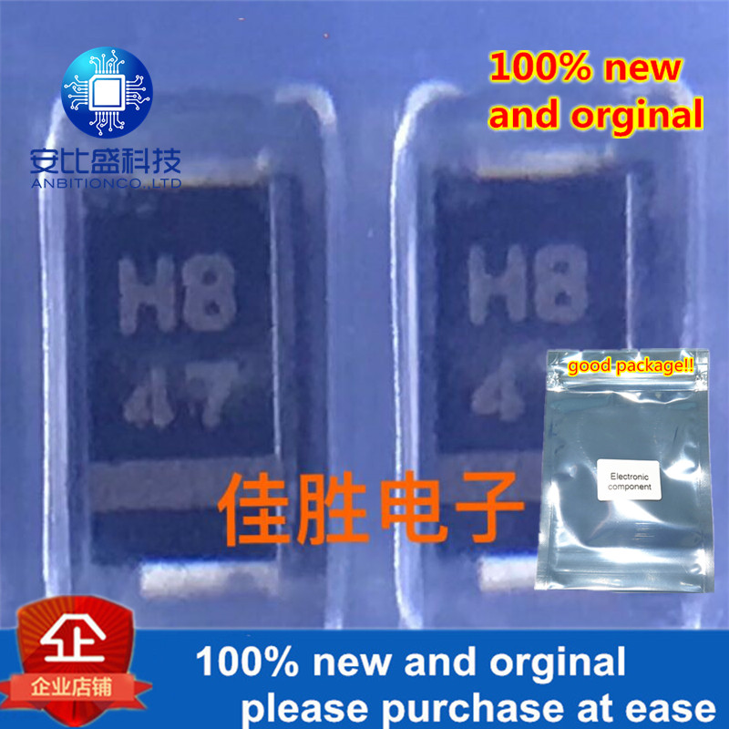 100pcs 100% New And Orginal F1H8TP 1A800v Fast Recovery Diode DO214AC Silk-screen H8 In Stock