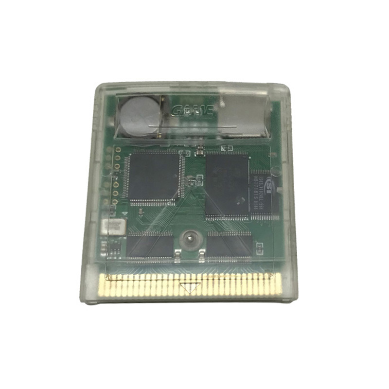 LDGB <font><b>Game</b></font> Cartridge Card for <font><b>Gameboy</b></font> DMG GBO GB GBC <font><b>Game</b></font> Console <font><b>Game</b></font> Cartridge Card Custom LEON DIY <font><b>Game</b></font> Card for GB GBC image