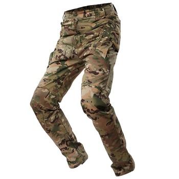 Taktyczne spodnie wojskowe męskie SWAT bojowe spodnie wojskowe męskie miasto dorywczo spodnie trekkingowe Outdoor Sports Camping polowanie Cargo Pants tanie i dobre opinie CN (pochodzenie) Dobrze pasuje do rozmiaru wybierz swój normalny rozmiar POLIESTER
