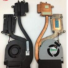 Оригинальный охладитель вентилятора Dell Latitude E6540, радиатор 072XRJ cn-072XRJ 72XRJ 100% TESED OK