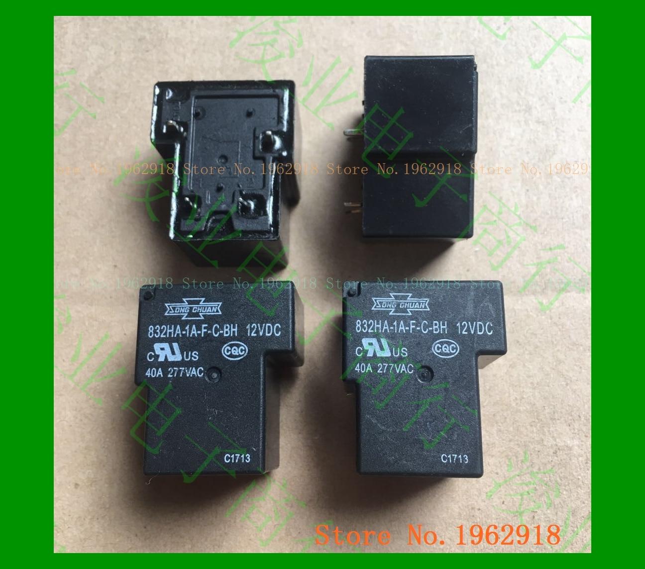 1105 5pcs new Ford Relay FRA1RNA-S DC12V-F 12VDC-F 40A//240VAC 4pin