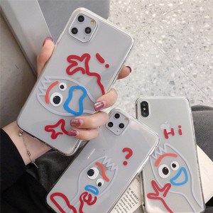 Cartoon Toy Story 4 Cover For Huawei Honor 20S 20i 10i 10 9 View Mate 30 P20 P30 P40 Lite E Pro P Smart Y6 Y7 Y9 Prime 2019 Case(China)