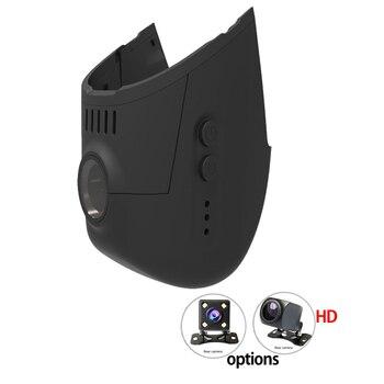WiFi APP HD car DVR Camera For Audi A3 A4 A6 A4L A6L A8/Q3/Q5/Q5L/Q7/Q2L/ Porsche panamera Cayenne Dual Recorder Dash Cam