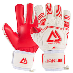Image 3 - Men Goalkeeper Gloves Finger & Wrist Protection Double Sided Thickened 4mm Latex Soccer Goalie Gloves Football Goalkeeper Gloves