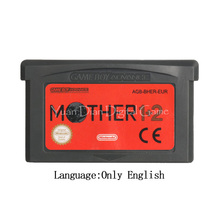 For Nintendo GBA Video Game Cartridge Console Card Mother 1+2 EU Version