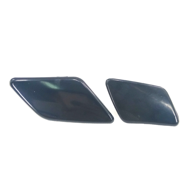 Front Left+Right Bumper Headlight Washer Jet Nozzle Cover Cap For Volvo S40 04 07|Bumpers| |  - title=