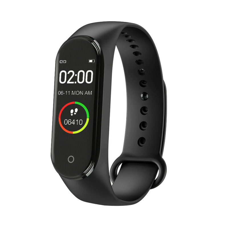 Women Digital Watch Bracelet with Heart Rate Monitoring Running Pedometer Calorie Counter - womens-watches