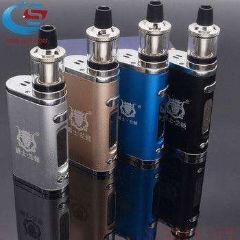 Newest Electronic cigarette Adjustable vape mod box kit Built in 2000mAh battery 3ml tank e-cigarette Big smoke atomizer