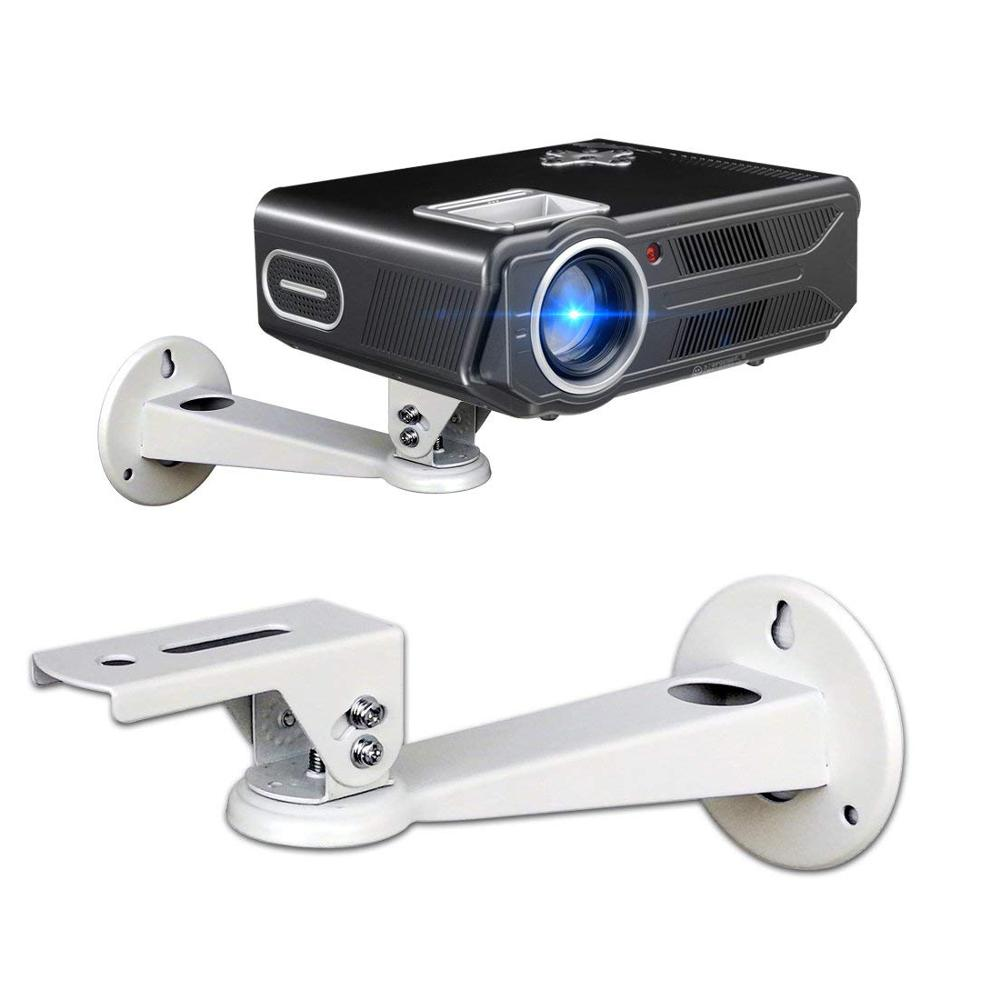 360 Angle Mini Projector Bracket Holder LED Projector YG400 RD805 YG500 GM60 GP9 Stand Holder Mount Wall Hanging Mount Bracket