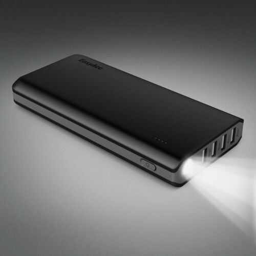 20000mAh UltraThin Power Bank Portable Charger External Battery Travel Charge