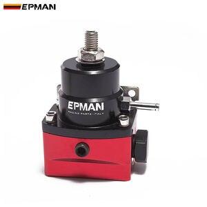 Image 2 - EPMAN regulowany Regulator ciśnienia paliwa (z manometrem/nie z) dla Ford F250 6.0L Diesel Twin Beam 03 07 TK 7MGT ZTGA