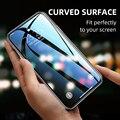 iHaitun телефон защитная пленка защитное стекло защитное чехол стекло на айфон X XR XS Max полное покрытие анти-ползучее Защитное стекло для сохран...