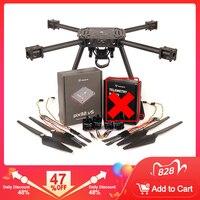 Holybro X500 KIT de Pix32 V5 Ardupilot distancia entre ejes de 500mm 10 pulgadas FPV Drone w/ 2216 880KV Motor 20A BL_S ESC Combo RC Quadcopter