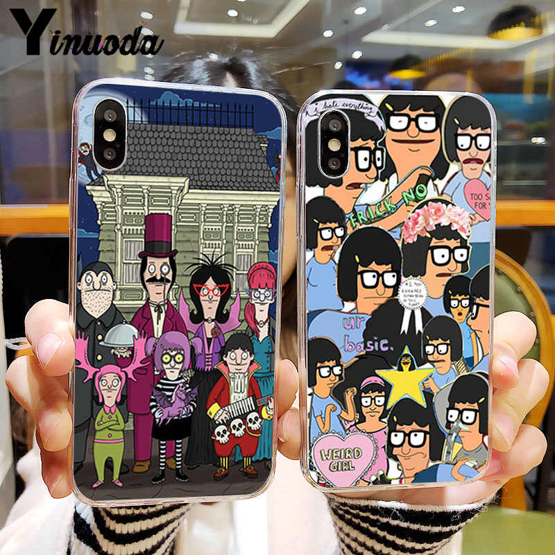 Bobs Burgers Tina Everything Is Okay iphone case