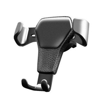 Universal Gravity Car Holder For Phone In Car Air Vent Clip Mount No Magnetic Mobile Phone Holder Cell Stand image