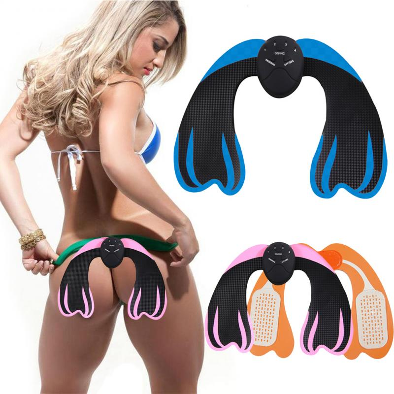 Muscle Trainer 6 Modes Smart Easy Hip Trainer Buttocks Butt Lifting Lift Up Body Building Workout Fitness Equipment For Home Gym