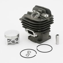 44.7mm Nikasil Plated Cylinder Piston Fit For Stihl MS 026 026PRO MS260 260 Big Bore Gaspline Chainsaw Top Replacement Parts